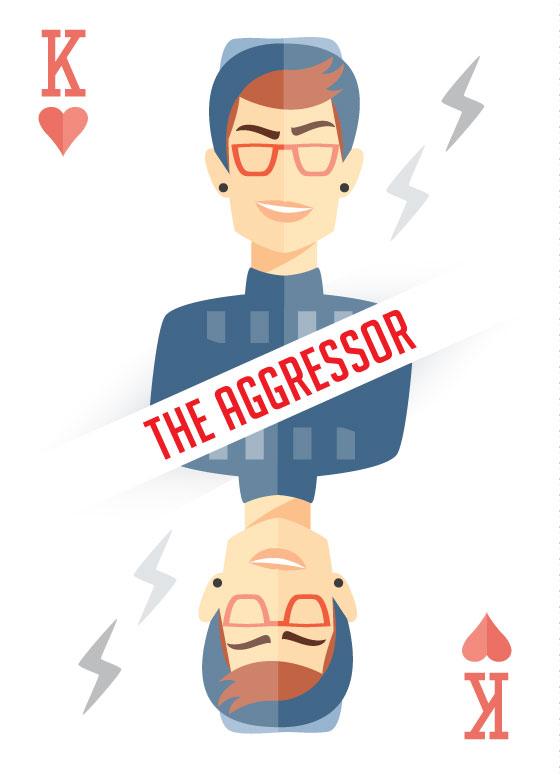 The Aggressor