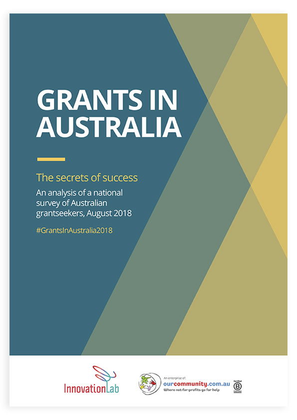 Grants in Australia research study