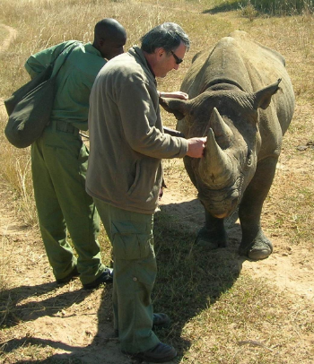 Nicholas Duncan, Save African Rhino Foundation