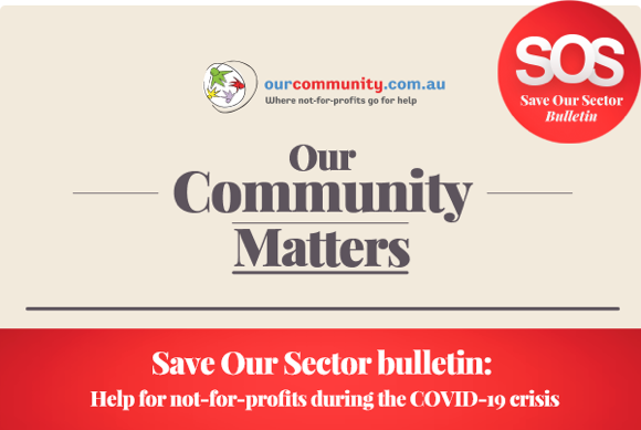 Our Community Matters Save Our Sector