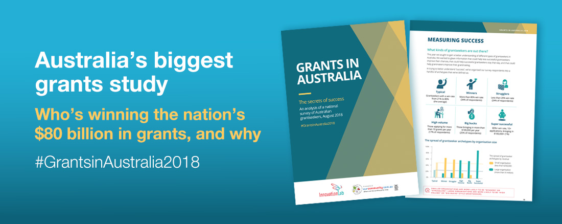 Grants in Australia report