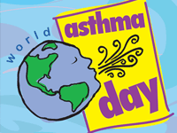 World Asthma Day - 6 May