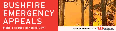 Bushfire Emergency Appeals