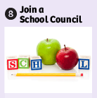 Join a School Council