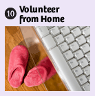 Volunteer from Home