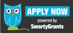 Apply today through SmartyGrants