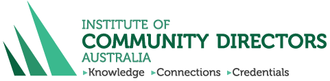 Institute of Community Directors Australia > Knowledge > Connections > Credentials