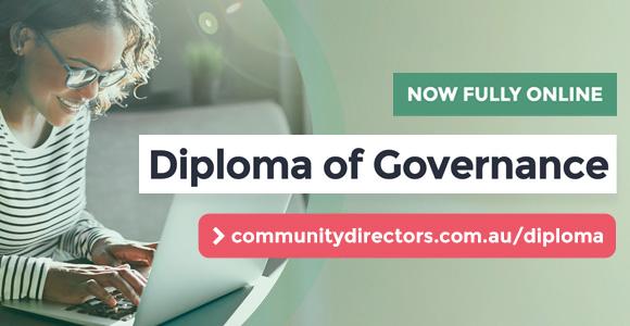 Diploma of Governance
