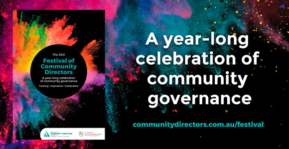 Festival of Community Directors
