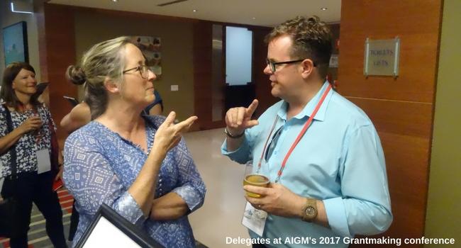 AIGM conference