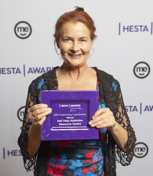 HESTA awards