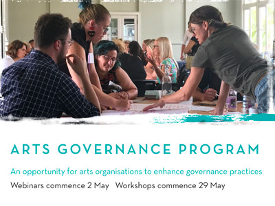 Arts Governance Program