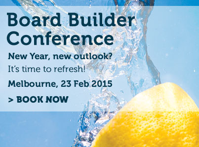 Board Builder Conference 2015
