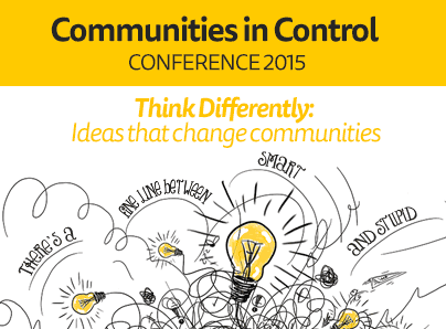 Communities in Control Conference 2015