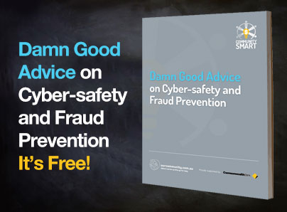Damn Good Advice on Cyber-Security and Fraud Prevention