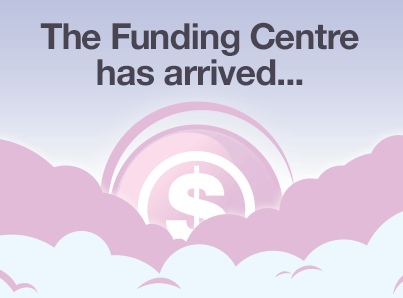 Funding Centre - Grants, Donations, Memberships and Alumni, Events, Sales, Sponsorship