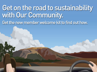 The Road to Success and Sustainability: New Member Welcome Pack