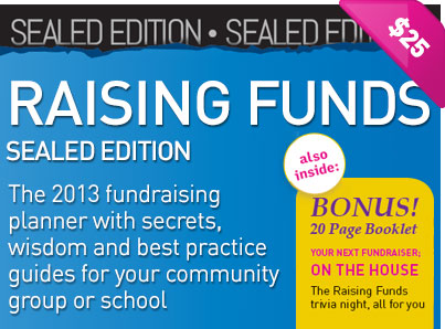 Raising Funds Sealed Edition