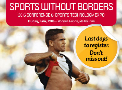 Sports Without Borders Conference 2015