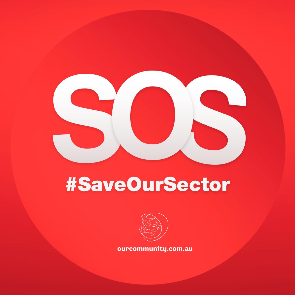 #SaveOurSector