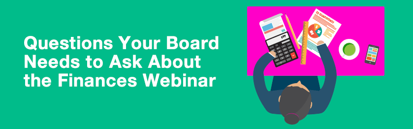 Board Finances Webinar