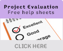 Centre for What Works - Project Evaluation