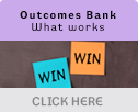 Centre for What Works - Outcomes Bank